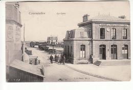 Courseulles Sur Mer - La Gare - Courseulles-sur-Mer