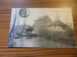 ENVIRONS DE LUSIGNY COURTANCES LE MOULIN 1907 - Altri Comuni