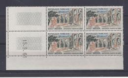 MEDEA N° 1318 - Bloc De 4 COIN DATE - NEUF SANS CHARNIERE - 15/9/61 - 1960-1969