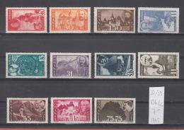 39K33 / 1945 - Michel  Nr. 836/846 - BILDER AUS SIEBENBURGEN  North Transilvania ** MNH Romania Roumanie - Unused Stamps