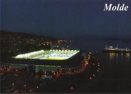 MOLDE #2 MOLDE STADION STADE STADIUM ESTADIO STADIO - Soccer
