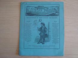 CAHIER DESSIN L'ECOLIER PARISIEN N° 3 - Book Covers