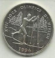 5 Diners 1994 Andorra Silver - Andorra
