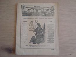 CAHIER DESSIN L'ECOLIER PARISIEN N° 12 - Book Covers