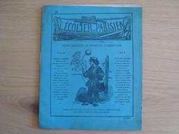 CAHIER DESSIN L'ECOLIER PARISIEN N° 44 - Book Covers