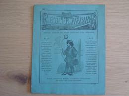 CAHIER DESSIN L'ECOLIER PARISIEN N° 40 - Book Covers