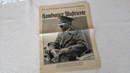 Hamburger Illustrierte Einmarsch In Böhmen Nr. 12  20. März 1939 Zeitschrift Zeitung Hitler - 1939-45
