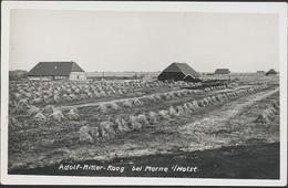 AK/CP Adolf Hitler Koog   Dieksanderkoog   Marne    Ungel./uncirc. 1933-45  Erhaltung/Cond. 1-   Nr. 01244 - Flensburg