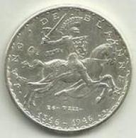20 Francos 1946 Monaco Silver - Unclassified