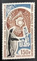 TAAF Yvert N° 37 , Poste Aérienne, Timbre Magnifique Sans Aucune Trace De Charnière - Luftpost