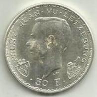 50 Francos 1946 Monaco Silver - Unclassified