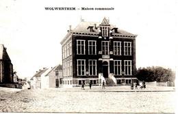 J 13. Wolverthem: Maison Communale - Meise