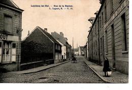 J 20. Lembecq Lez Hal: Rue De La Station - Halle