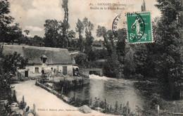 SAULGES ( 53 ) - Moulin De La Roche-Brault - Altri Comuni