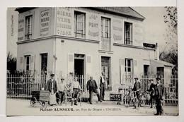 Maison AUSSEUR,90,Rue Du Départ _ ENGHIEN - Enghien Les Bains