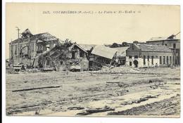 62-COURRIERES- Le Puits N°15...  Ruines - Altri Comuni