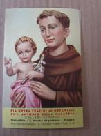 #  CALENDARIETTO PIA OPERA FRATINI E ORFANELLI  / 1959 - Small : 1941-60