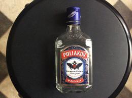 BOUTEILLE  VODKA POLIAKOV  Premium Vodka - Other Bottles