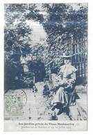 Paris Les Jardins Privés Du Vieux-Montmartre  Jardinet Rue De Norvins, N° 24. 10 Juillet 104 - Distretto: 18