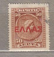 CRETE 1909 Used (o) Mi 61 #24498 - Crete