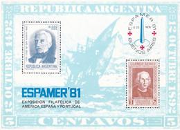 España HR 102 - Blocks & Sheetlets & Panes