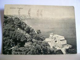 1956 - Napoli - Posillipo - Villa Lauro - Panorama - Napoli (Naples)