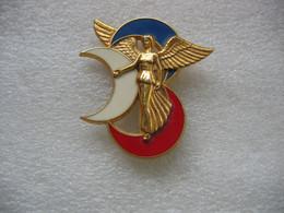 Broche Militaire, Insigne Métallique De La 3° Division Blindée (3° DB) - Esercito