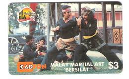 Malaysia - Kadfon - Malay Martial Art Bersilat  - 6MSTH - Mint - Malaysia