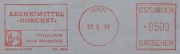 1121 Wien 1988 - Arzneimittel Höchst AUstria - Geneeskunde