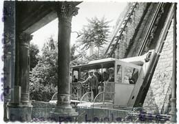 - 270 - MARSEILLE - Cabine Ascenseur De Notre Dame De La Garde, Animation, Grand Format, Non écrite, TTBE, Scans. - Notre-Dame De La Garde, Ascenseur