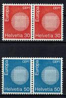 Schweiz 1970 ** - Nuevos