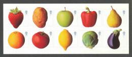 GRANDE-BRETAGNE - 2003 - Yvert  2415/2424 - NEUFS ** Luxe MNH - Série Complète 10 Valeurs - Flore, Fruits Et Légumes - Unused Stamps