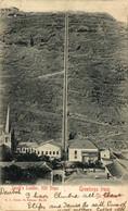 Jamestown /St. Helena, Jacob`s Ladder GREETINGS FROM - Sainte-Hélène