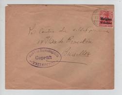 REF3806/ TP Oc 3 S/L. Càp Thienen 1916 Geprüft Thienen > Thienen - [OC1/25] Gen. Gouv.