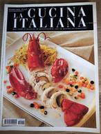 LIBRO - LA CUCINA ITALIANA MENSILE DELL'ANNO DICEMBRE 2007 - - House & Kitchen