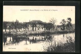 CPA Saucourt, La Mairie Et Le Rognon - Ohne Zuordnung