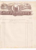 Produits Lovania - Epicerie Et Confisserie - Emile Rummens Louvain - Leuven - Lebensmittel
