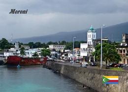 Comoros Islands Moroni View Comores New Postcard Komoren AK - Comoros