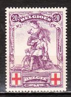 128**  Monument De Mérode - Q Ouvert - LA Bonne Valeur - MNH** - LOOK!!!! - 1914-1915 Rode Kruis