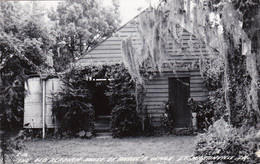 Louisiana St Martinville The Old Acadian House 1971 Real Photo - Other