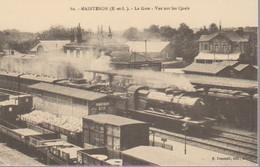 MAINTENON- LA GARE - REPRODUCTION - Maintenon