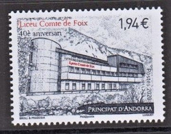12.- FRECH ANDORRA 2020  LICEU COMTE DE FOIX - Nuovi