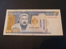 1000 Tugrik Mongolie - Mongolia