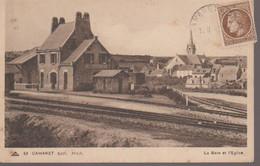 CAMARET SUR MER   - LA GARE - Camaret-sur-Mer