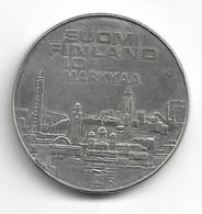 10 Markka D'argent, Finlande, 1971 - Finland