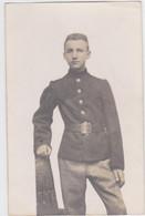 Soldaat De Greef Uit Aalst 1914 - War 1914-18