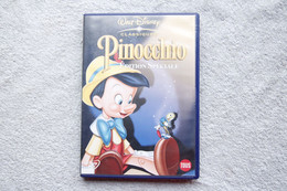 "DVD Disney ""Pinocchio"" - Animation"