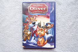 "DVD Disney ""Oliver & Compagnie"" - Animation"