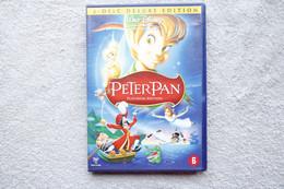 "DVD Disney ""Peter Pan"" - Animation"
