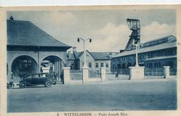 68 - Wittelsheim : Puits Joseph Else - Autres Communes